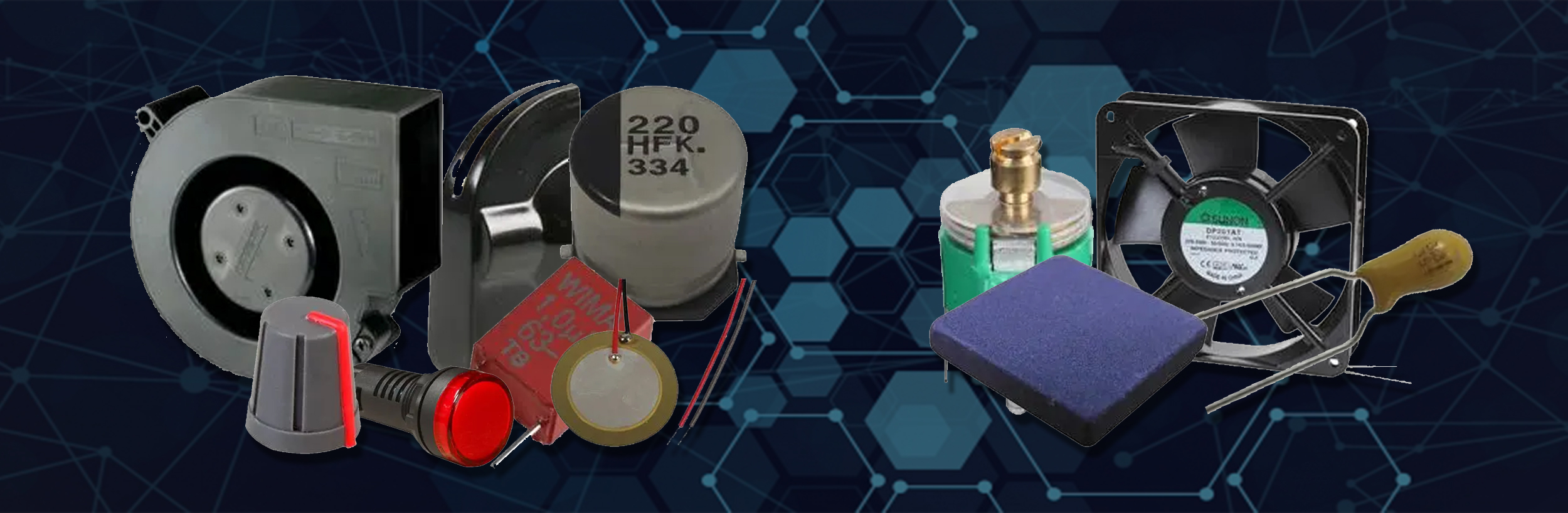 02ELECTRONIC & ELECTRICAL COMPONENTS
