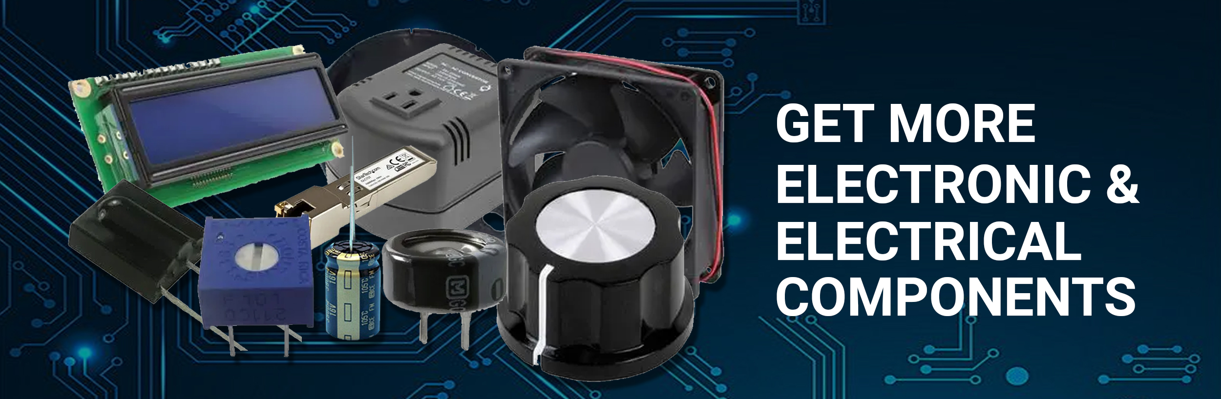 ELECTRONIC & ELECTRICAL COMPONENTS