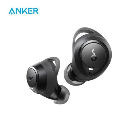 Soundcore by Anker Life A1 True Wireless Earbuds, Powerful Customized Sound, 35H Playtime, Wireless Charging, USB-C Fast Charge 1